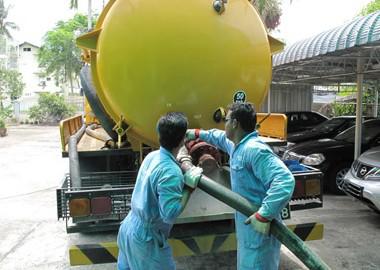 Hút bể phốt tại Thành phố Vĩnh Yên nhanh – sạch – gọn