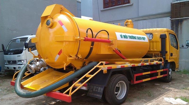www.123nhanh.com: Quy trình hút bể phốt - kỹ Thuật hút bể phốt chân không.