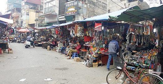 thông tắc cống tại chợ giời